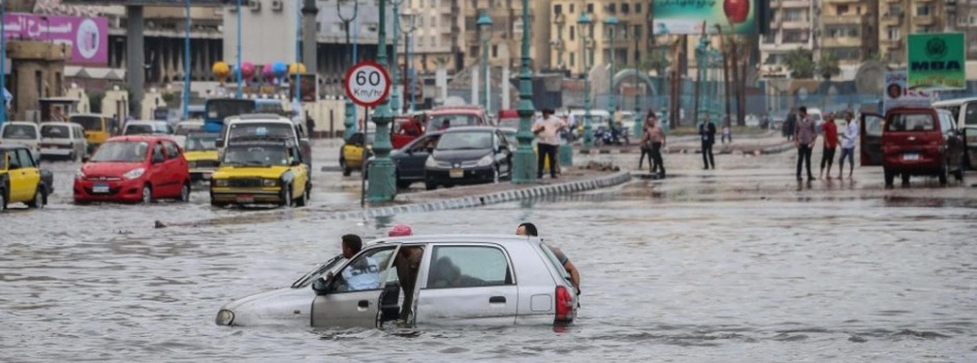 Egypt Flood Relief