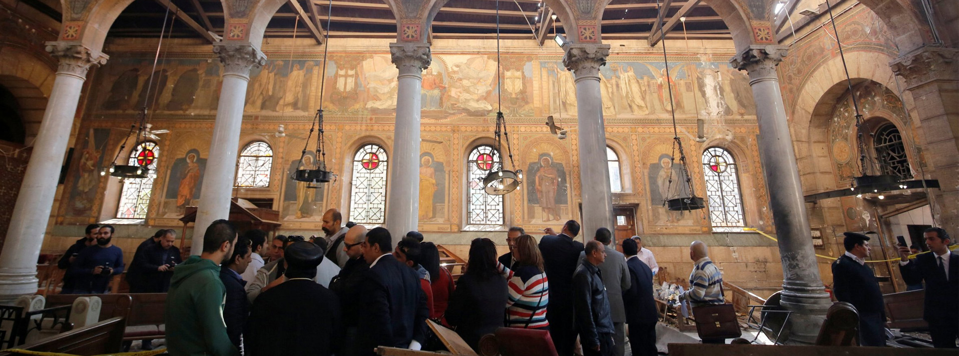 Cairo Cathedral Bombing